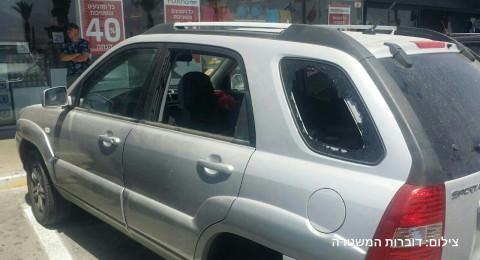 كارثة كادت أن تقع .. طفل علق داخل سيارة في الحر الشديد بإيلات
