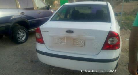 اعتقال سائق من شفاعمرو: قاد سيارته ثملًا وبلا رخصة قيادة