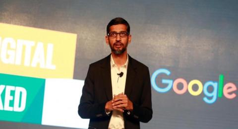 غوغل تمنح رئيسها التنفيذي مئتي مليون دولار
