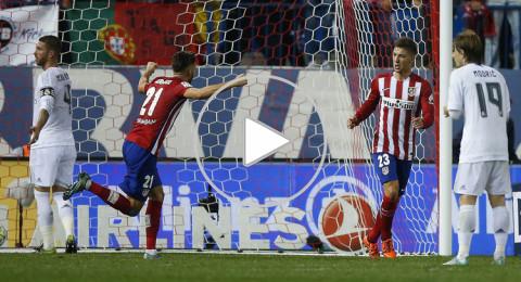 الليلة ضمن نصف نهائي ابطال اوروبا: ديربي مدريد من جديد