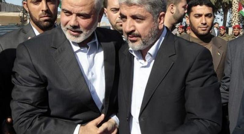 حماس تختار إسماعيل هنية رئيسًا لمكتبها السياسي خلفًا لمشعل