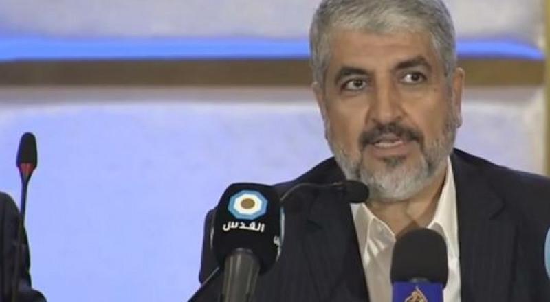 الإعلان عن  بنود وثيقة حماس الجديدة وإسرائيل: هذه مجرد خدعة