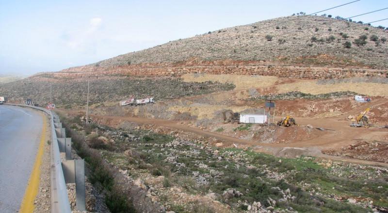 العليا تمنع سرقة اراضي فلسطينية لإقامة متنزه لمستوطنة
