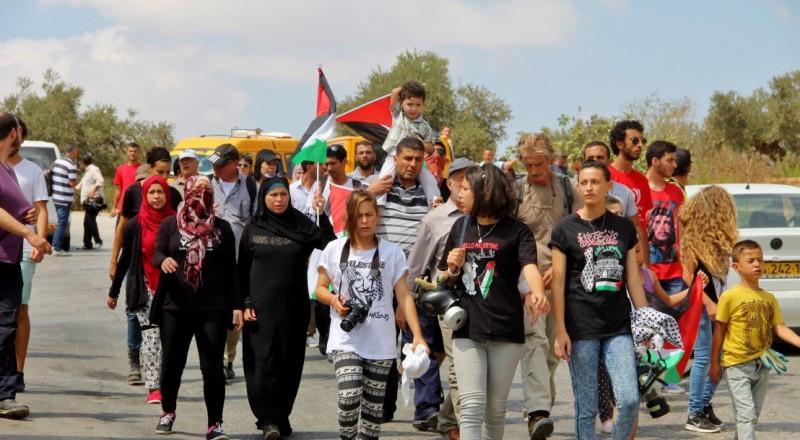 إصابات بقمع الاحتلال مسيرة تضامنية مع الأسرى ببيت لحم