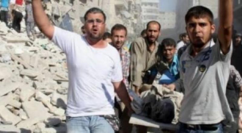 استشهاد لاجئَيْن فلسطينيين بسورية
