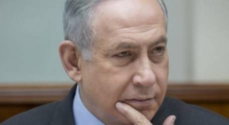 نتنياهو يصف الرئيس عباس بـ