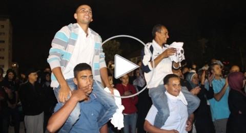 عساف يغني لفلسطين ويشعل الجماهير في أولى حفلاته برام الله