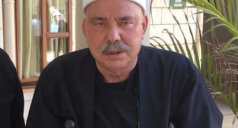 يركا: وفاة الشيخ ياسر حبيش متأثراً بجراحه في حادث طرق