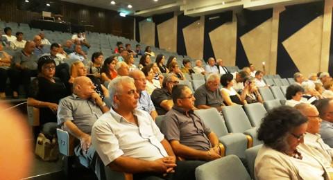 مجلس الطائفة الأرثوذكسي خلال مؤتمره: