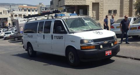 شجار في الناصرة بين شخصين قرب
