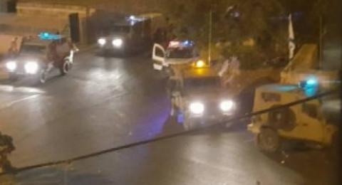ثلاث اصابات في هجوم للمستوطنين شرق الخليل