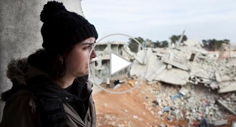 من الرقة إلى النمسا.. رانيا السورية توثق
