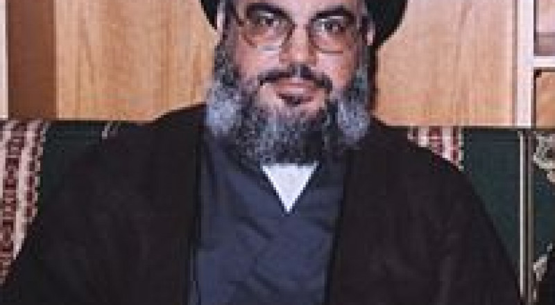 نصر الله يشيد بدور ايران في قتل من وصفهم بالارهابيين بعرسال