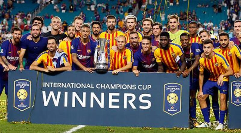 برشلونة يسقط ريال مدريد في كلاسيكو الأهداف الخمسة