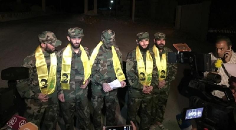 لبنان: المقاومة تحرر آخر أسراها وتعلن نهائيًا دحر جبهة النصرة من كامل الحدود اللبنانية