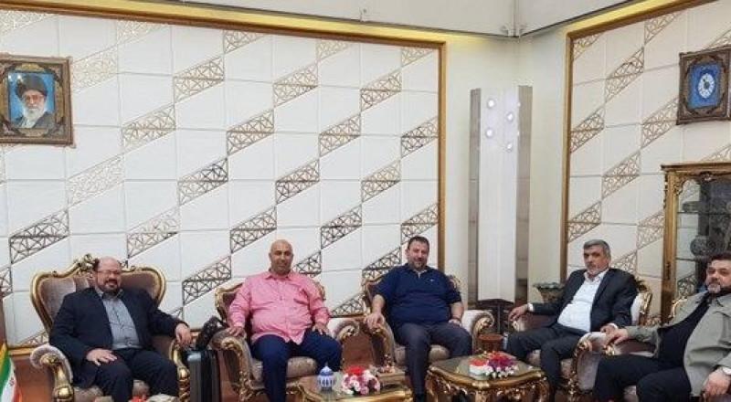 وفد من حماس الى طهران لحضور ترسيم روحاني