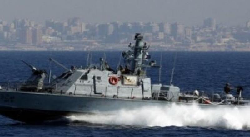 زوارق إسرائيلية تخترق المياه اللبنانية