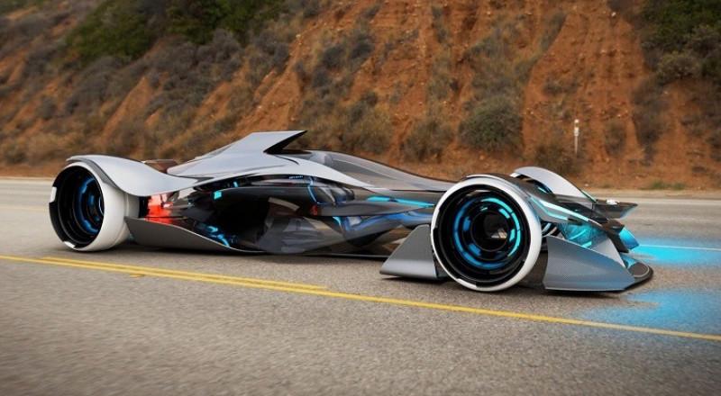 كيف سيكون شكل السيارات عام 2040؟