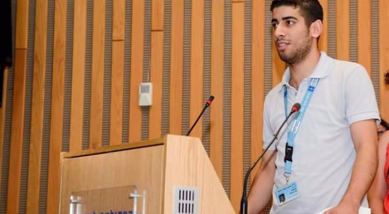 الفحماوي محاميد نائبا لمدير القسم الباطني بمشفى هداسا