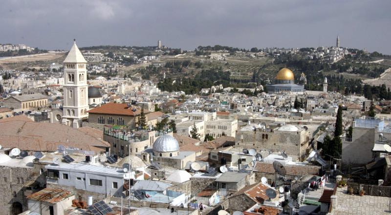 الكنيسة الأرثوذكسية تمتلك 33%من مساحة القدس القديمة