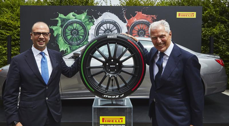 بيريللي وسفراء حكوميون يعززون مفهوم 'صنع في إيطاليا' حول العالم