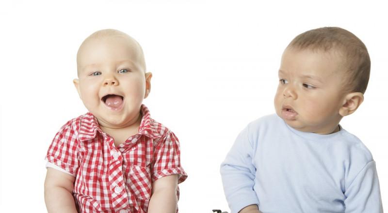 الأطفال يتعلمون الكراهية بعد بلوغ عامهم الأول!