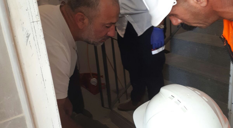 إصابة عامل من عيلبون بحادث عمل في