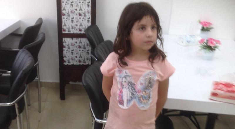 العثور على الفحماوية جنى عوني بعد فقدان اثارها
