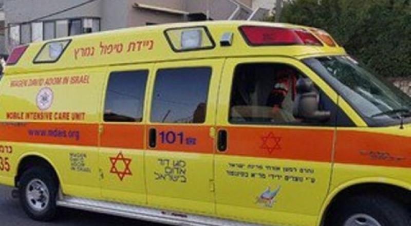 حيفا: إصابة حرجة لشابة دهسًا تحت عجلات القطار!