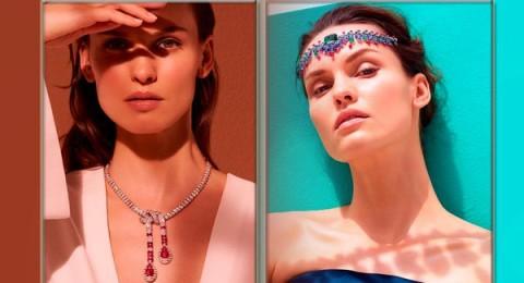 شمس الصيف تشرق من مجوهرات Cartier