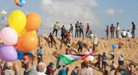 الفلسطينيون يستعدون لجمعة الصمود واسرائيل تعزز قواتها