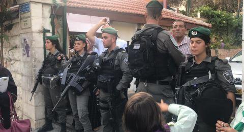 القدس: إسرائيل تيمنع احتفال لتكريم معلمين