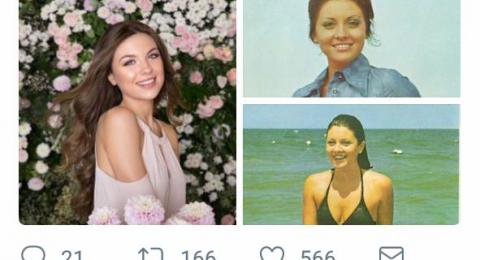 من هي ملكة جمال لبنان 2018 مايا رعيدي وكيف واكب المغردون الحفل؟
