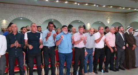 """""""الوفاء والإصلاح"""" ينظم مهرجانا حاشدا على شرف الذكرى الـ 18 لهبة القدس والأقصى…"""