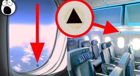 12 ميزة خفية في الطائرات لم تسمعوا عنها من قبل.. اكتشفوها!