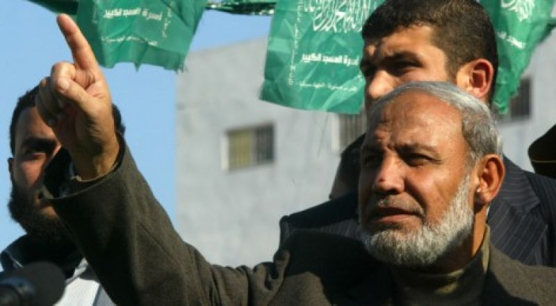 الزهار: أبو مازن ودول عربية يقودون مخططاً لدفع إسرائيل لشن حرب على غزة