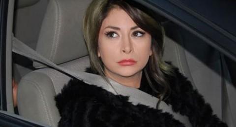 ماذا تفعل النجمة السورية ديما بياعة في مصر؟