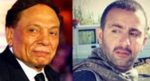 أحمد السقا يهنئ عادل إمام على الوسام التونسي