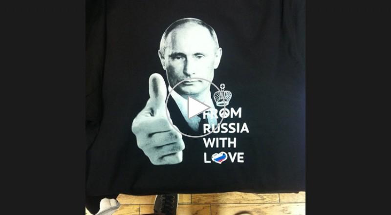 بالفيديو.. بوتين يرقص في فيديو ترويجي لفيلم
