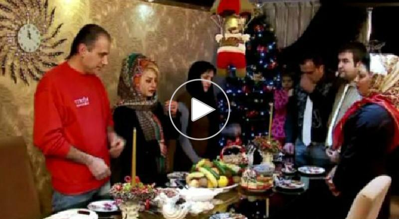 إيران.. أشجار وأمنيات وفرحة بعام جديد