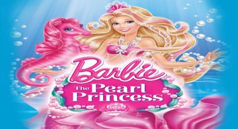 باربي لؤلؤة الاميرة مدبلج Barbie The Pearl Princess