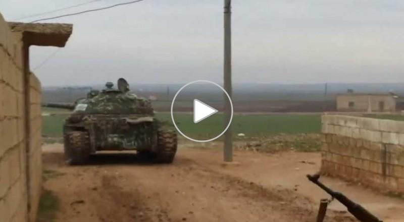 الجيش السوري يتقدم في حلب ويستعيد تل جبين ودوير الزيتون