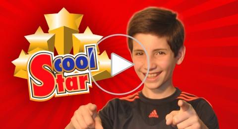 إيدي شُقحة سفيرًا في برنامج S cool Star للمواهب