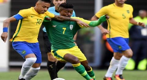 البرازيل تسقط في فخ التعادل أمام جنوب أفريقيا