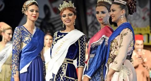 مغربية تفوز بلقب Morocco Next's Toop Model