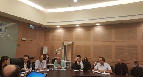 النائب اسامة سعدي: تفاقم الفشل الاداري في ميناء اشدود يتسبب في زيادة غلاء المعيشة