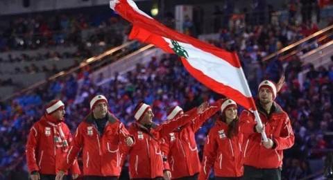 الوفد الاولمبي اللبناني يرفض ركوب رياضيين إسرائيليين في حافلتهم