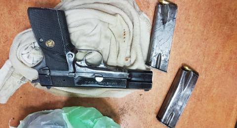 اعتقال فحماوي بعد ان عثر على سلاح في منزله