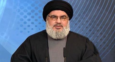نصرالله: المشكلة في إيران ليست سياسية