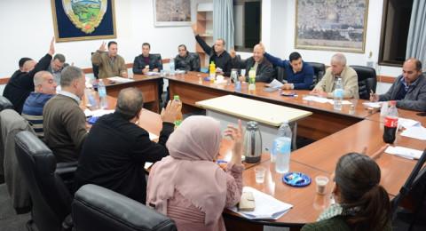 مجلس كفرمندا يقر ميزانية 2018 بقيمة 124 مليون شيكل